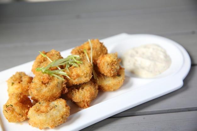 Calamari fritti all'italiana