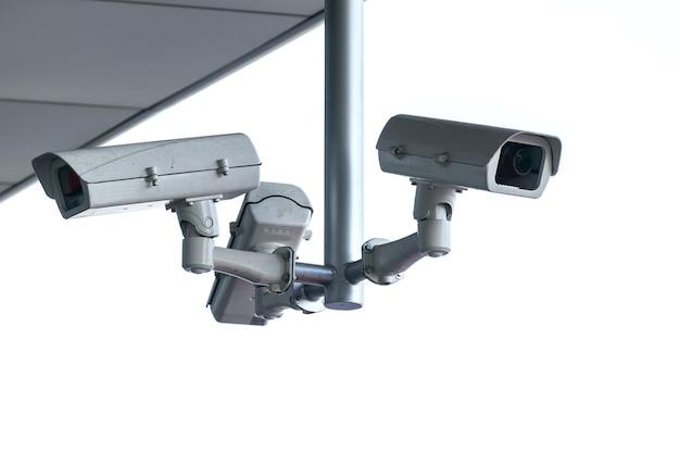 Telecamere che registrano eventi come traffico, incidenti