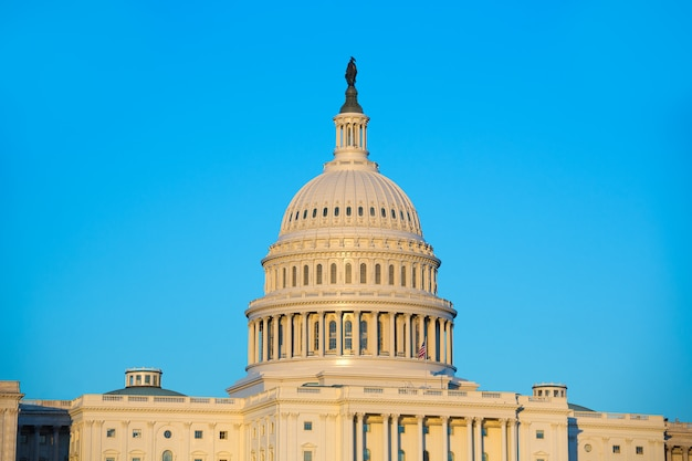 Capitol building cupola washington dc congresso degli stati uniti