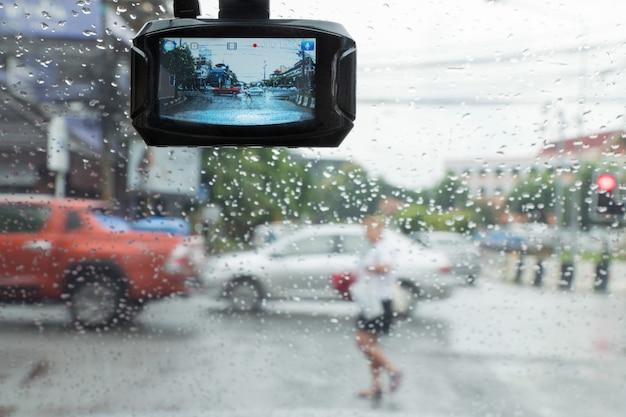 Videoregistratore per auto