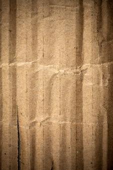Scenetta del fondo della carta marrone del cartone.