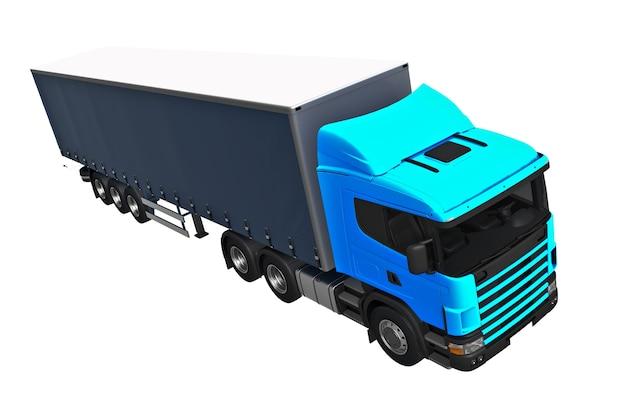Veicolo per la consegna del carico