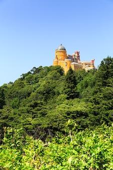 Castello sulla collina