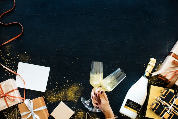 Concetto di celebrazione