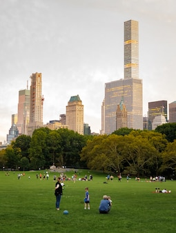 Central park di new york city