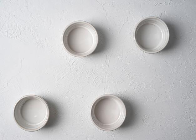 Stampo per teglia in ceramica, foto da vicino.