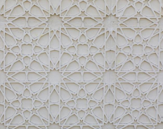 Geometria astratta del modello di mosaico dell'annata delle mattonelle di ceramica