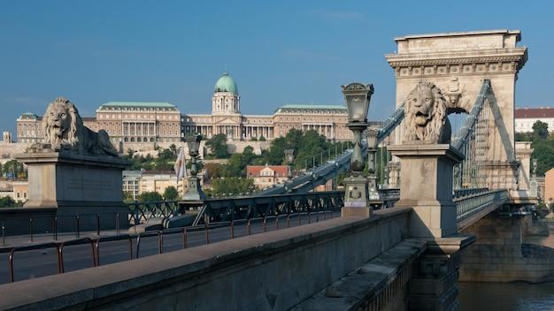 Ponte delle catene a budapest