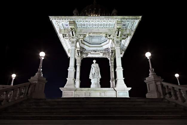 La rotatoria di chamarajendra wodeyar