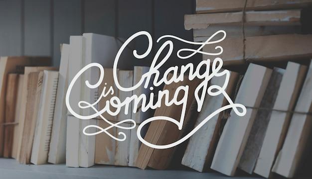 Change choice development revolution solution