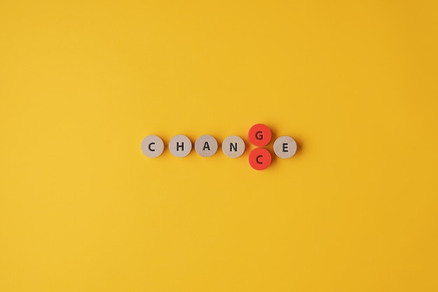 Cambiare la parola cambia in possibilità