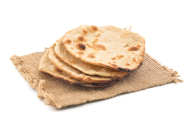 Chapati o tanturi roti