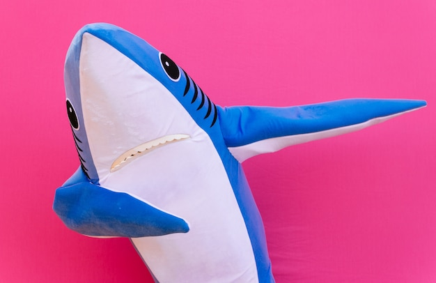Lo squalo personaggio ha un messaggio per l'umanità su come fermare la pesca e il finning