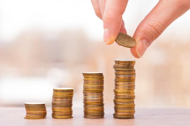 Grafico delle monete