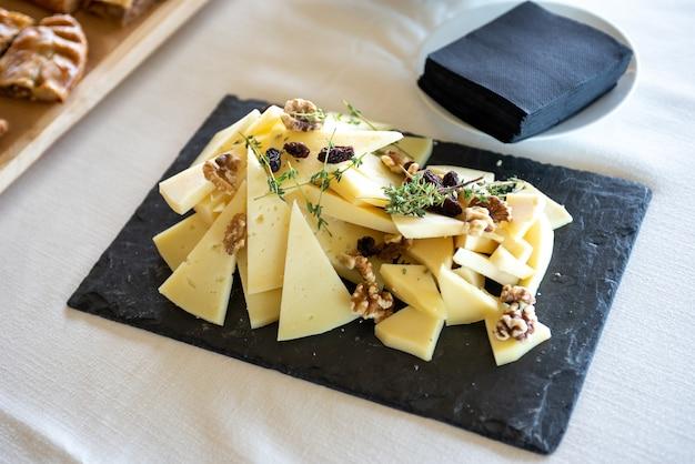 Ristorazione di formaggio