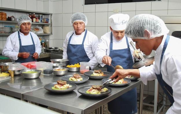 Chef in azione - 5