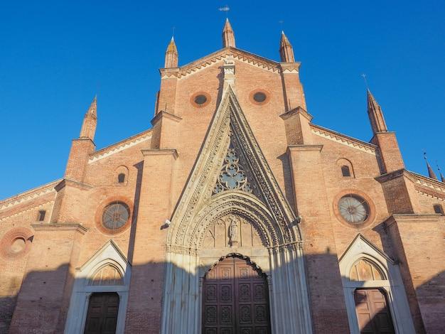 Duomo di chieri, italia