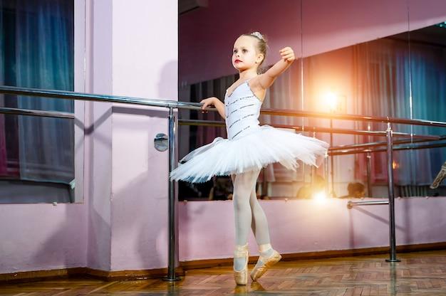 Bambini e concetto di balletto