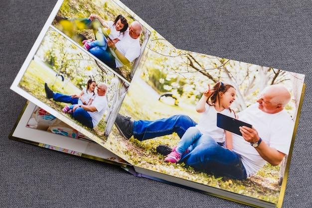 Fotolibro per bambini, vacanze estive