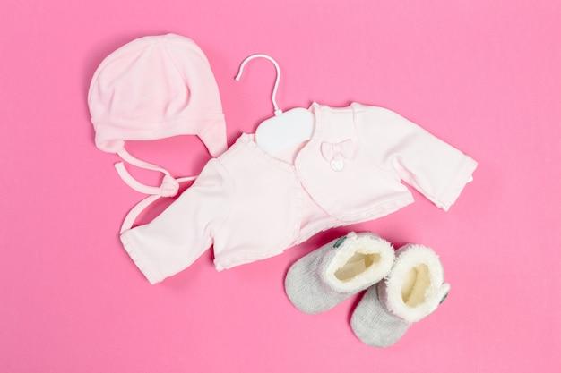 Abbigliamento per bambini Foto Premium