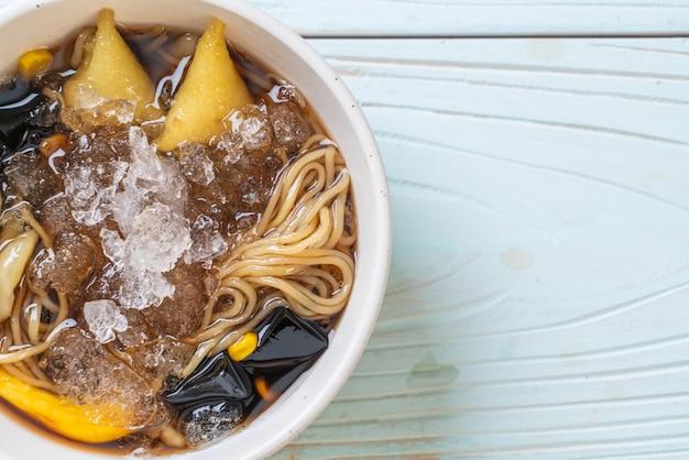 Ciotola da dessert cinese (bok kia) - dessert cinese hainan
