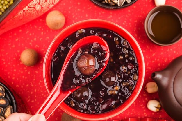 Cucina settentrionale cinese, porridge laba, porridge otto tesori
