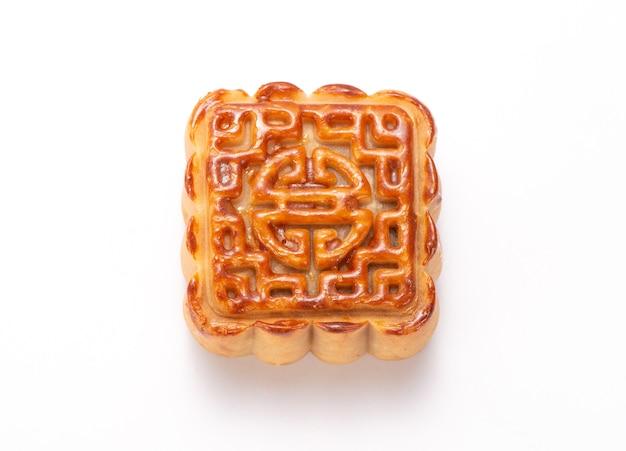 Mooncake cibo tradizionale cinese per mid-autumn festival