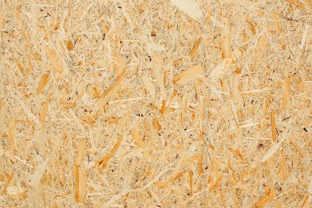 Sfondo texture truciolare truciolare truciolare truciolare foglio di legno realizzato da legno piccolo