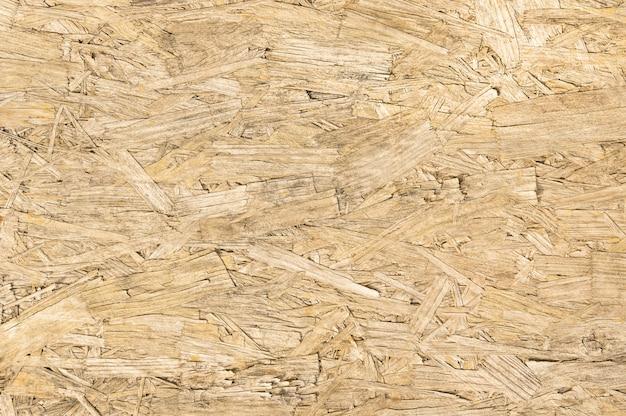 Fondo di legno del truciolato e materiale da costruzione alternativo