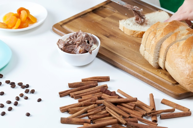 Burro al cioccolato