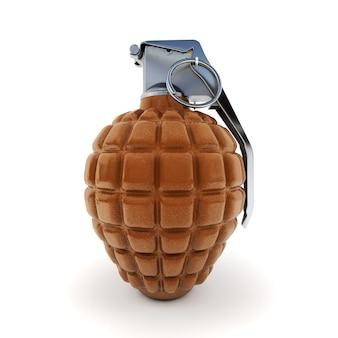 Granata al cioccolato