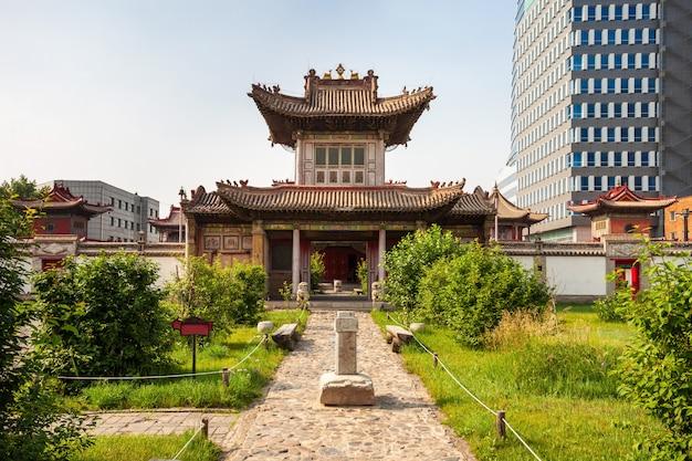 Museo del tempio di choijin lama