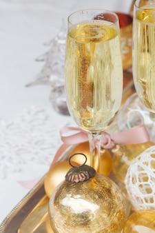 Champagne di natale