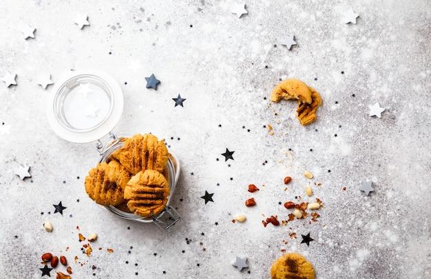 Biscotti di natale, cottura delle vacanze