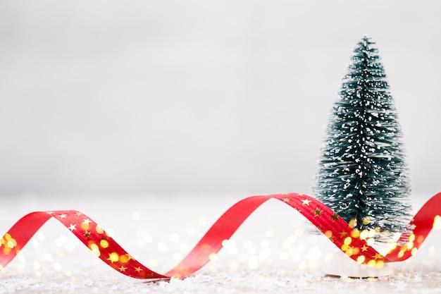 Decorazioni natalizie. biglietto di auguri di natale. simbolo di natale.
