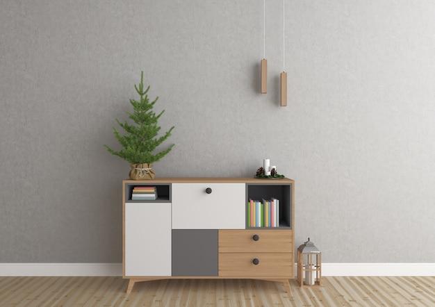 Interiore di natale - priorità bassa del materiale illustrativo