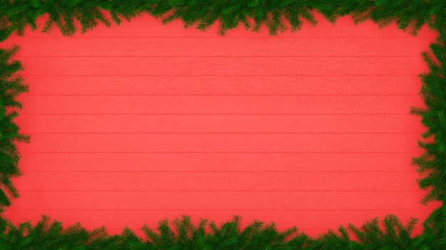 Blocco per grafici della decorazione 3d della priorità bassa del modello dell'albero della parete di legno di natale