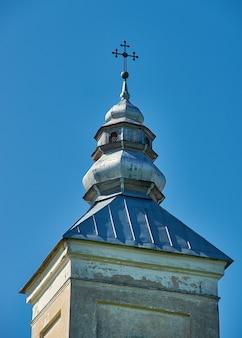 Chiesa della santissima trinità, bielorussia, distretto di myadzyel, zasvir
