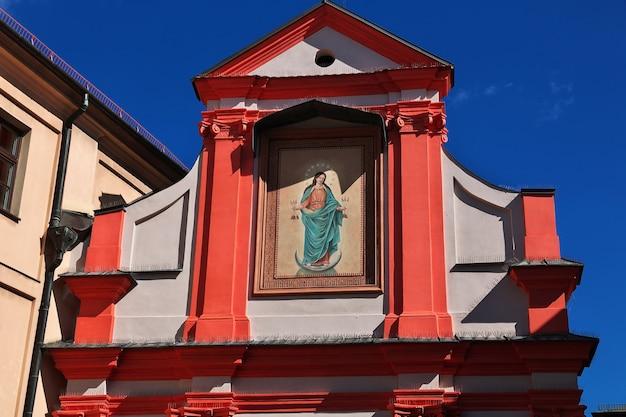 La chiesa di cracovia polonia