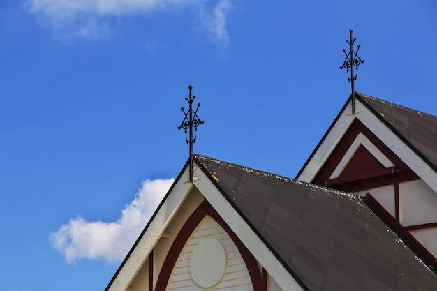Chiesa a rotorua nuova zelanda