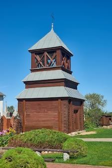 Chiesa di sant'andrea, bielorussia, distretto di myadzyel, naroch