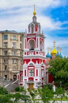 Chiesa di san giorgio sulla collina di pskov