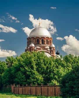 Chiesa di theotokos gioia di tutti coloro che soffrono.