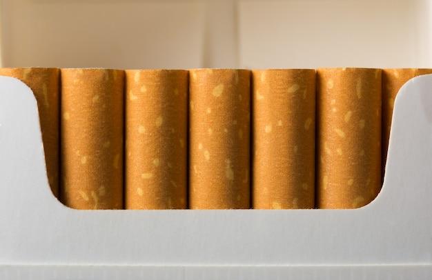 Sigarette in confezione