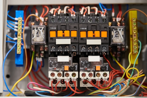 Interruttore di circuito nel quadro elettrico