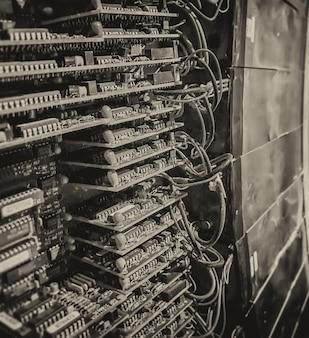 Circuiti della macchina a risonanza magnetica (mri).