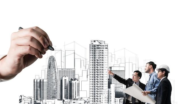 Urbanistica civile e sviluppo immobiliare.