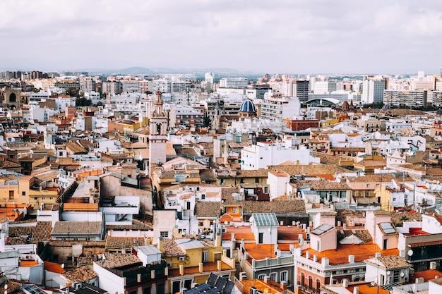 Paesaggio urbano di una vecchia città europea