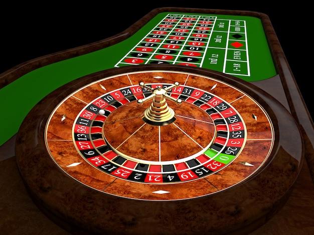 Roulette classica del casinò