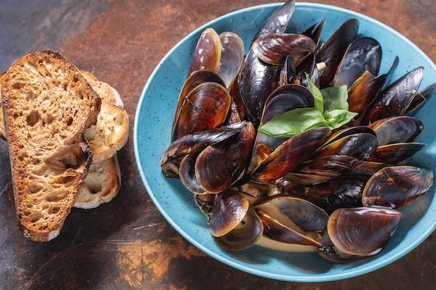 Piatto classico della cucina italiana mediterranea